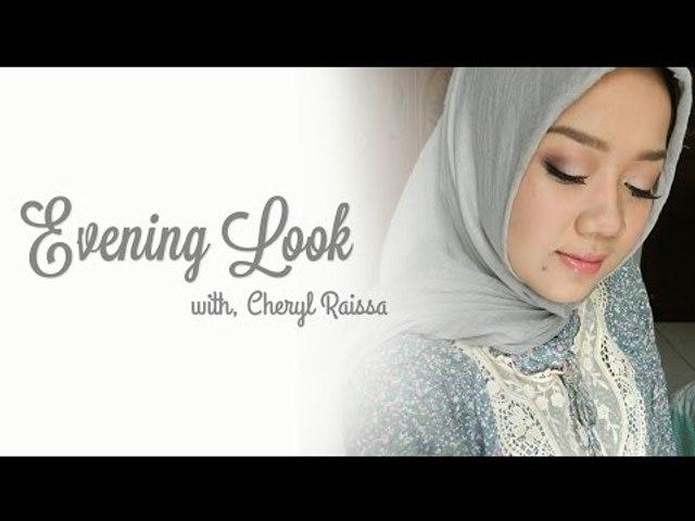 Natural Glam - Evening Look Makeup Tutorial   Cheryl Raissa