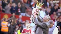 Manchester United Vs Swansea 2-1 - Sir Alex Ferguson Final Old Trafford Interview - May 12 2013