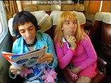 Samantha oups ! - Samantha prend le train par Sophiekarine