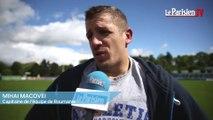Rugby, Coupe du monde. Mihai Macovei : « Un honneur d'affronter la France »