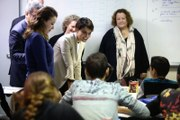 Les CASNAV de l'Éducation nationale mobilisés pour l'accueil des enfants réfugiés