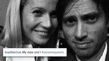 Gwyneth Paltrow and Brad Falchuk Go Public with Romance
