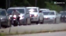Des conducteurs de Ford Mustang pas très doués!