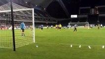 "L'incroyable but ""kung-fu"" de Zlatan Ibrahimovic à Hong Kong"