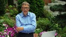 Ice Bucket Challenge : Bill Gates répond avec humour au défi de Mark Zuckerberg