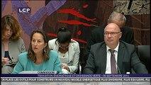 Ségolène Royal se fait complimenter par un député UMP en pleine audition