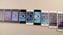 Quel modèle d'iPhone résiste le mieux aux chutes ?