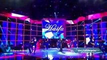 Haifa Wehbe, la chanteuse libanaise menacée par le Daech à cause de sa robe sexy