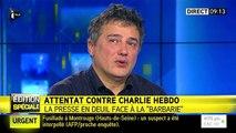 Attentat à Charlie Hebdo : le témoignage déchirant de Patrick Pelloux sur iTélé