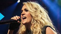Carrie Underwood Sizzles, Shows Off Legs for Days at Apple Music Festival