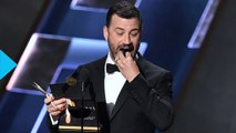 Jimmy Kimmel Explains Matt LeBlanc Isn't Mad at Him Over Emmys Bit