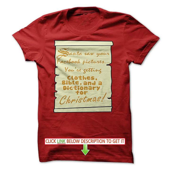 Funny Tshirt, Facebook Tshirt, Gag Tshirt, Funny Christmas Gift Tshirts & Hoodies