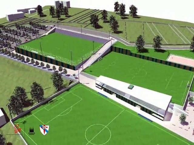 Cidade Deportiva San Lazaro