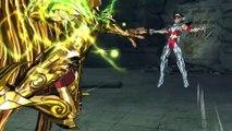 Saint Seiya Soldiers' Soul - Seiya vs. Ayoros