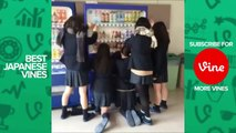 Best Japanese Vines of Japanese High school girl 2015 | Part 06 Vine Compilation