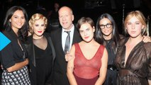 Demi Moore and Bruce Willis Reunite Again for Rumer Willis' Broadway Debut