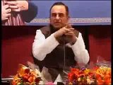 Dr Subramanian Swamy on Sonia Gandhi and Rahul Gandhi becoming Prime Minister
