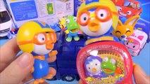 Pororo clair, sauterelle et jouets, petit trajet en bus. voiture robot Naples la Saison 3 mini Universitaire Bonjour voiture robot d'alimentation avec seulement de l'aéroport de Gênes, ou robot unboxing Pororo jouets