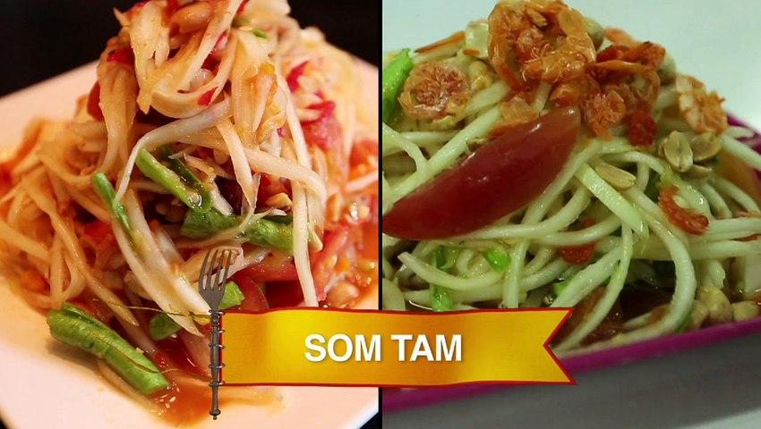 Bangkok - Som Tam   Food Wars Asia   Food Network Asia