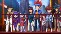 Beyblade Metal Fury - The Gateway To Success Tag-Team Tournament