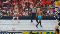 WWE SummerSlam 2011 - Kelly Kelly vs. Beth Phoenix