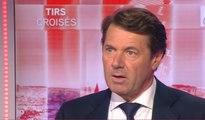 Estrosi sur les Le Pen : «C'est une maladie génétique de père en fille et en petite fille»