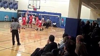 Friends Seminary JV Basketball vs. Unis