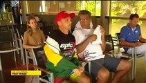 Sélections du championnat du monde de kayac dimanche