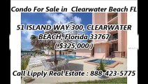 Condos For Sale Clearwater Beach FL By Lipply Real Estate : 51 ISLAND WAY 300, CLEARWATER BEACH, Florida 33767