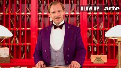 Ralph Fiennes par Dominique Gonzalez-Foerster - Blow up - ARTE