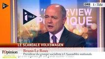 TextO' : Emmanuelle Cosse : «Ce n'est pas le Volkswagen Gate mais le diesel Gate !»
