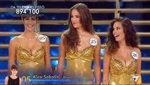 Gaffe : Miss Italie ne reve plus de paix dans le monde
