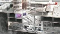A quoi ressemblera la gare géante Saint-Denis Pleyel ?