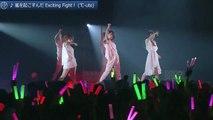 ℃-ute 「Arashi wo Okosunda Exciting Fight!」 (LIVE) [Hello!Sta #136]