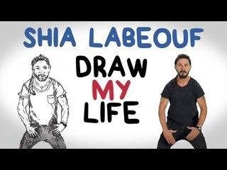 Shia LaBeouf   Draw My Life