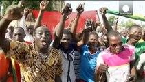 Burkina Faso'da ordu harekete geçti