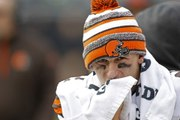 Browns send Johnny Manziel to the bench