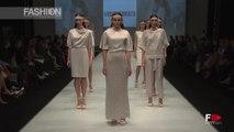 BARBARA SCHWARZER CPM Moscow Spring Summer 2016 by Fashion Channel