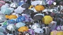 Höhepunkt der Hadsch: Rund drei Millionen Muslime auf Wallfahrt in Mekka