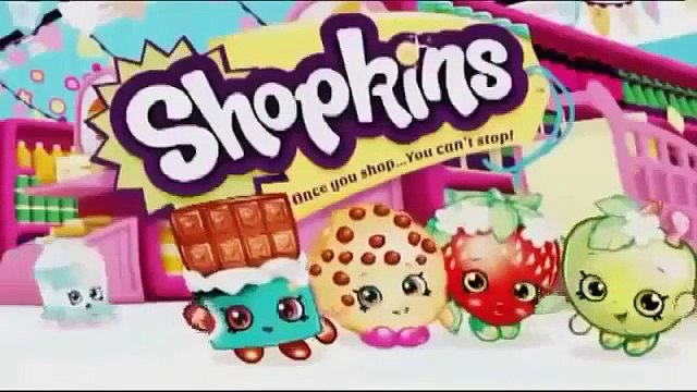 New Shopkins Cartoon - Full Shopkins Cartoon Episode 1- 13 Compilations