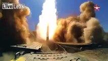 LiveLeak.com - Russian Army Test Fires Smerch MLRS & Tochka-U Ballistic Missile