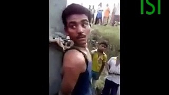 Shocking Videos: See The Real Face Of Indian's How They Behave With Muslims