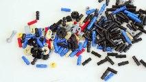 Lego Technic 42037 Formula Off-Roader - Lego Speed build
