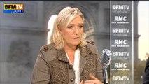 """Marine Le Pen: Viktor Orbán """"est le seul à protéger les frontières extérieures"""""""