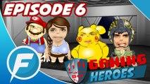 Gaming Heroes 1x06 - La Grande Évasion