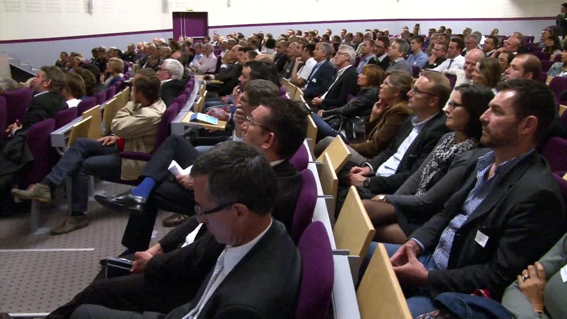 Assemblée Générale Medef Périgord - 17 septembre 2015