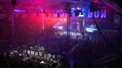 APB World Title Match 52KG Genov vs Bosnjak