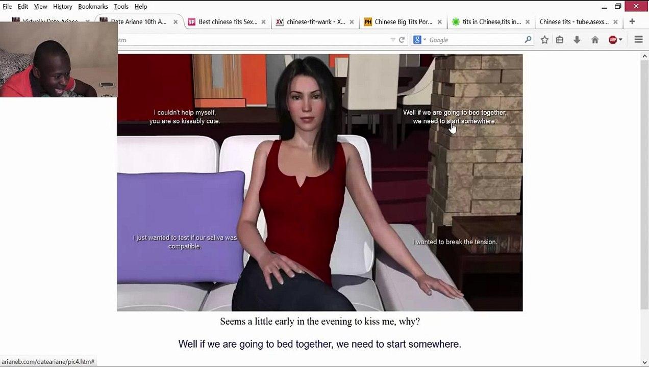 Dailymotion dating Ariane