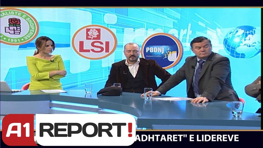 "Airport 13 Maj, ""Tradhtaret"" e liderve, moderatore- Mira Kazhani"