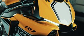 WE R1 - Yamaha announces a new production of YZF-R1M